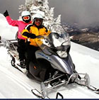 Grand Adventures - Snowmobile Tours