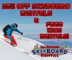 Ski Broker : Ski Rentals.