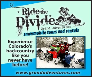 Grand Adventures Snowmobile Tours & Rentals : Snowmobile.