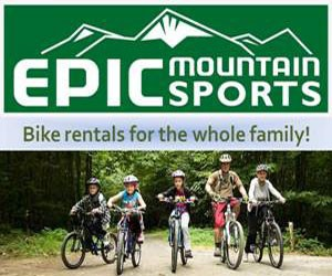Epic Mountain Sports - Outdoor shop.