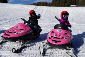 Grand Adventures - Kids Snowmobile rentals