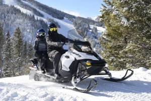 Grand Adventures | Snowmobile Tours