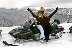 Grand Adventures - snowmobile rentals