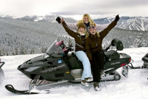 Grand Adventures Snowmobile Tours & Rentals