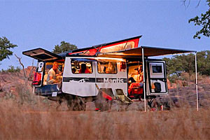 Adventure Camp Trailers from Taxa - See to Believe