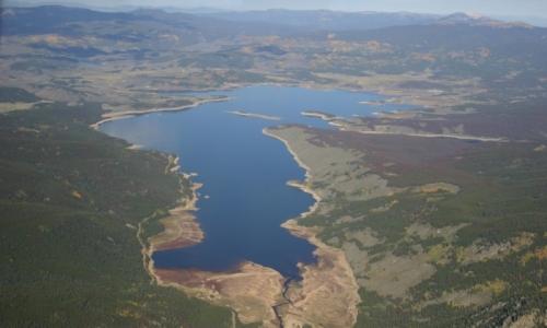 Winter Park Colorado Lake