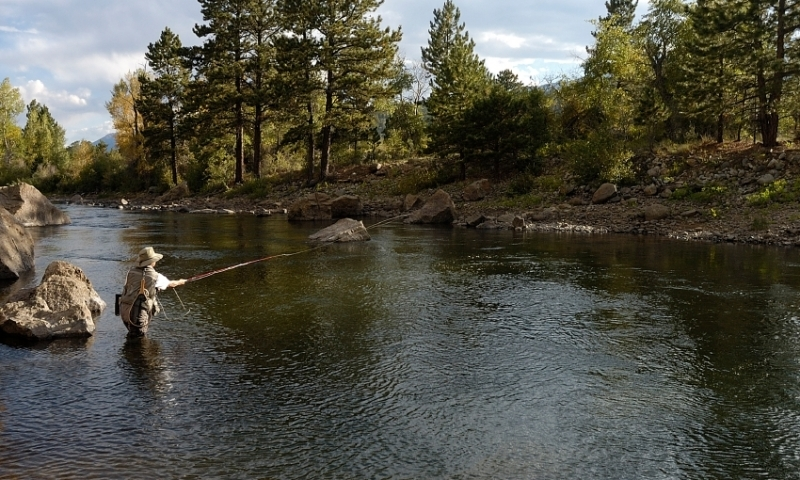 Fly Fishing the Arkansas River