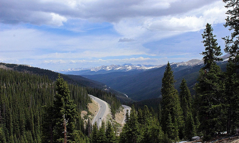 Berthoud Pass Colorado