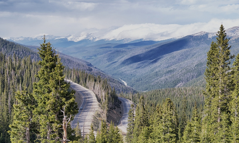 All Seasons Rv >> Berthoud Pass, Colorado - AllTrips