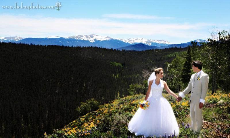 Wedding At Granby Ranch