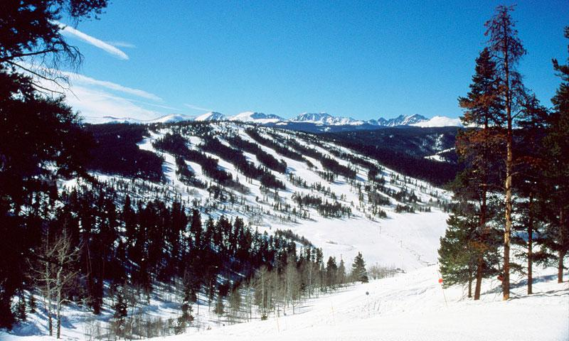 Winter Park Skiing