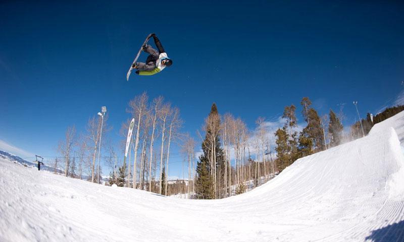 Winter Park Snowboard