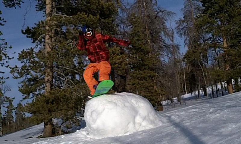 Winter Park Snowboarding