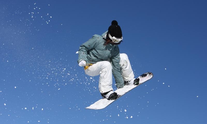 Winter Park Colorado Snowboarding