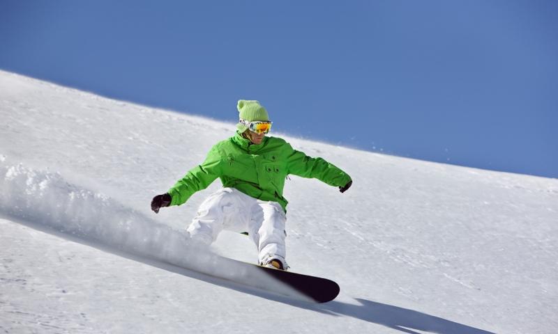 Snowboarding Winter Park Colorado