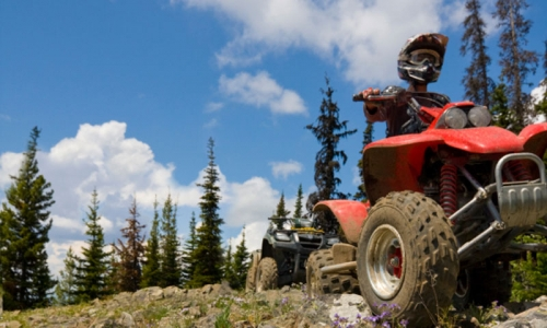 Winter Park Colorado ATV