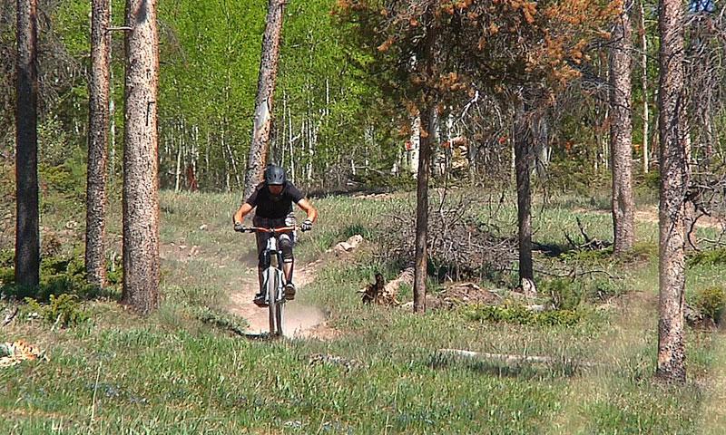 Winter Park Colorado Mountain Biking