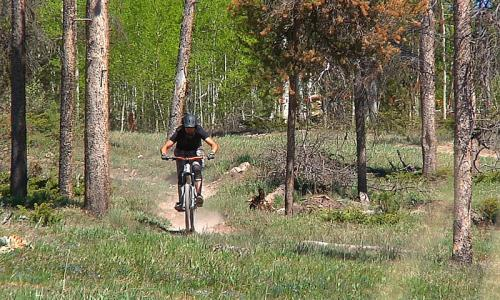Winter Park Colorado Mountain Biking