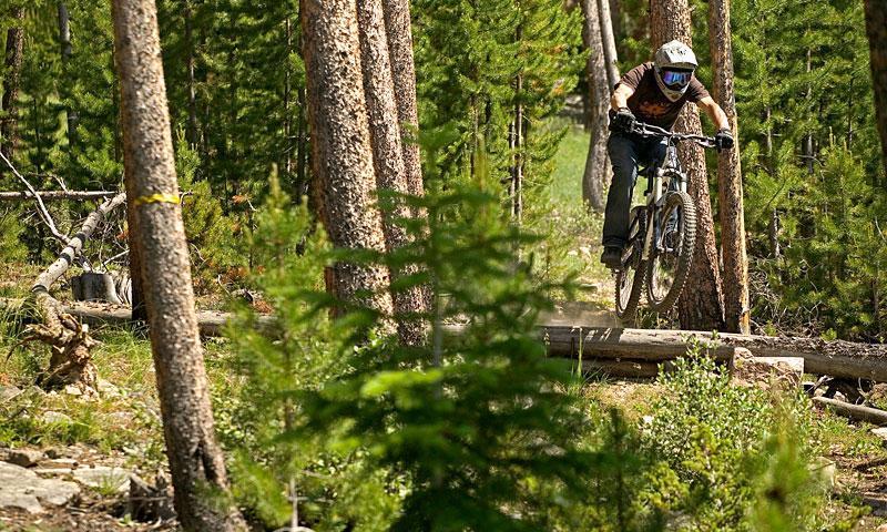 Winter Park Colorado Biking