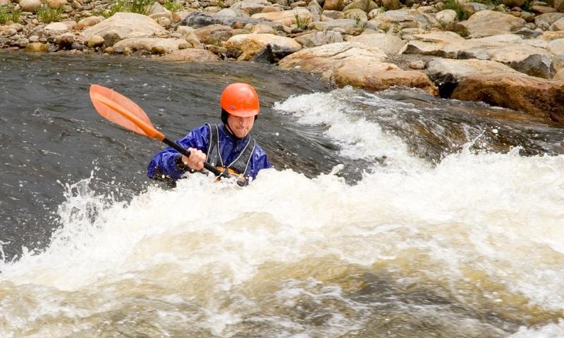 Kayaking Winter Park