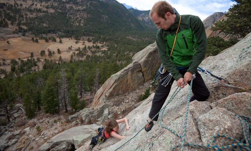 Winter Park Colorado Rock Climbing Alltrips
