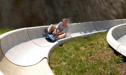 Winter Park Alpine Slide