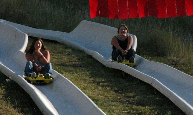 Alpine Slide at Park City