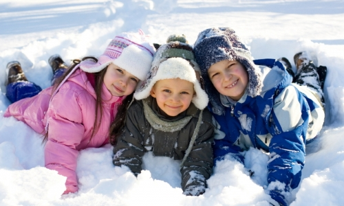 Winter Park Kids Winter Activities