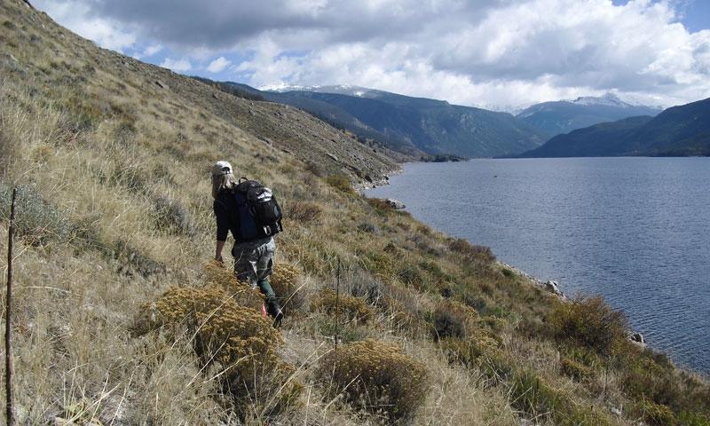 Lake Granby Hiking Trail