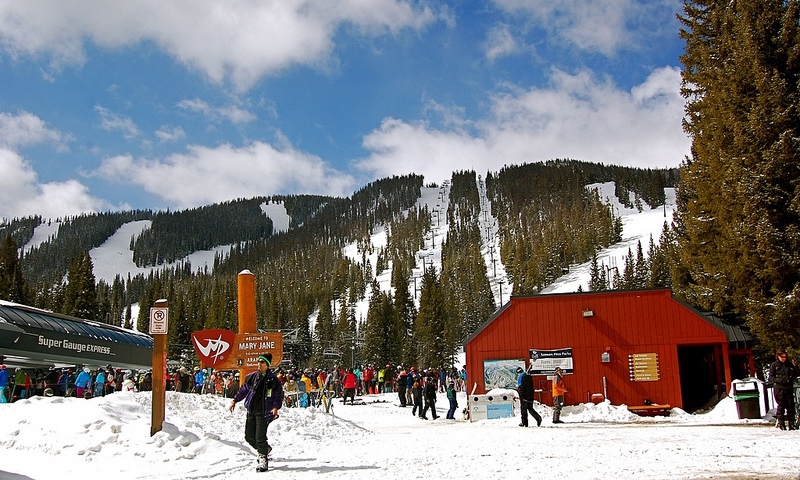 Winter Park Ski Resort Colorado