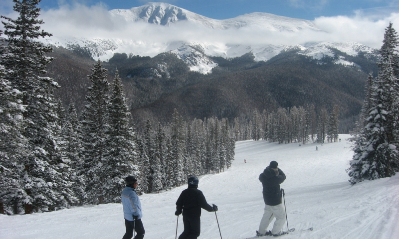 Skiing at Winter Park Colorado