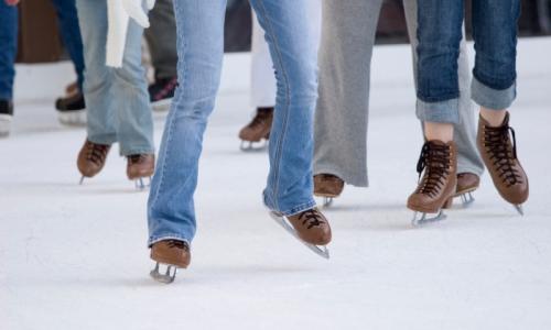 Winter Park Colorado Ice Skating