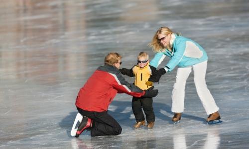 Ice Skating Winter Park Colorado