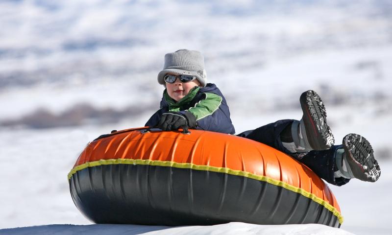 Winter Park Colorado Snow Tubing