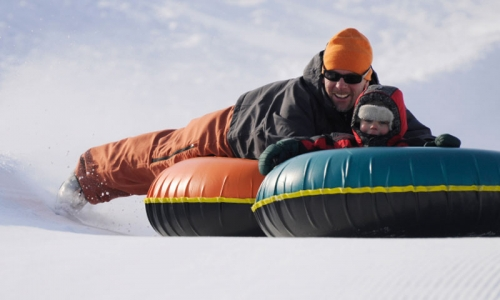 Winter Park Snow Tubing