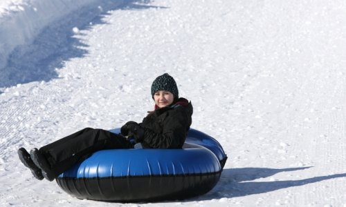 Snow Tubing Winter Park Colorado