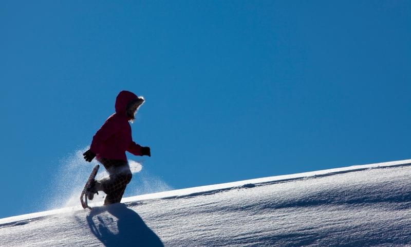 Winter Park Colorado Snowshoeing